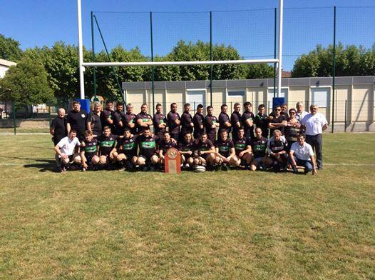 Saint Girons - 16ème de finale
