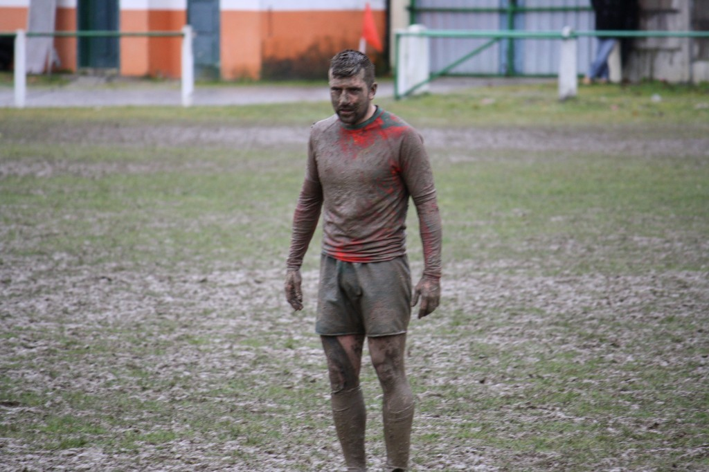 le charme du rugby hivernal