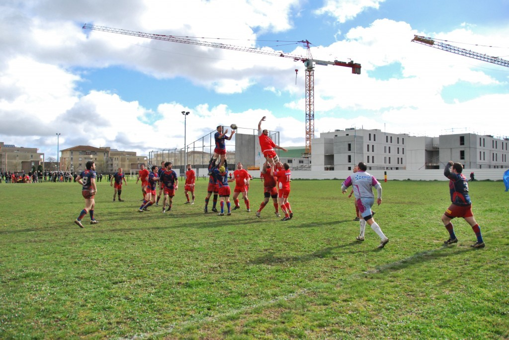 Au TCMS, tous les moyens sont bons pour soulever les joueurs (photo Alyssa Norek)