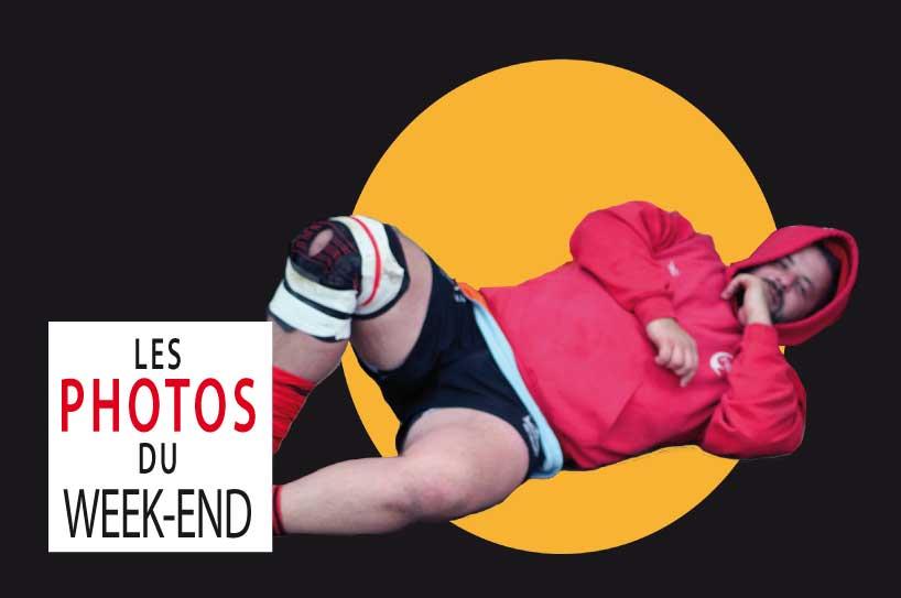 Michel Daragon (Revel) est fan des photos du week-end...
