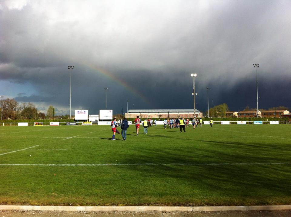 Saint-Sulpice (sur Tarn) : après la pluie, le beau temps (victoire 12 à 6 contre Caussade)