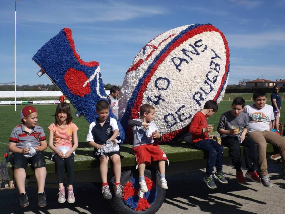 40 ans de rugby à Saint-Jory, et la relève est prête