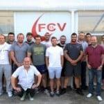 Recrues FCV 2014-2015