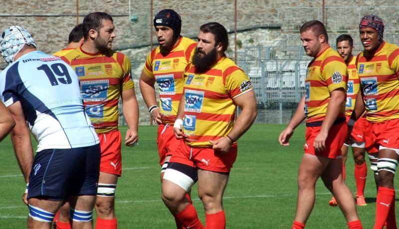 Stade Rodez Aveyron Rugby- Saison 2014-2015 Rodez