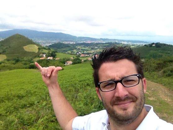 Vincent, le plus basque des Ariégeois