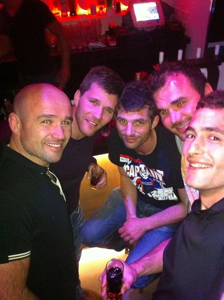 La fine équipe avec notamment Darty, Alex et l'incontournable Eric