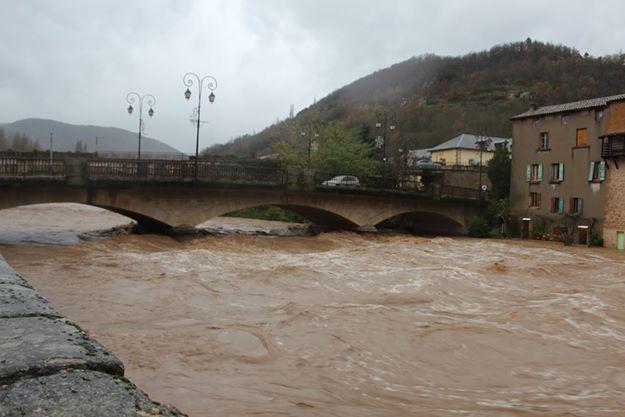 Saint affrique innondations (3)