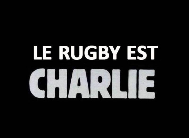 le rugby est charlie