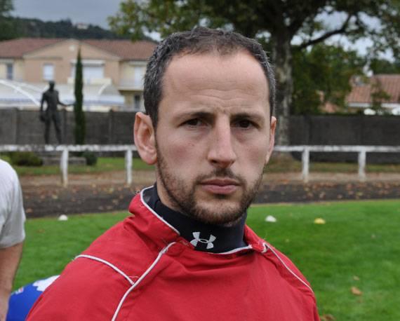 JORDAN BOULOGNE coach capdenac
