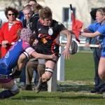 Castres rugby féminin