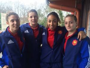 Équipe de France feminine