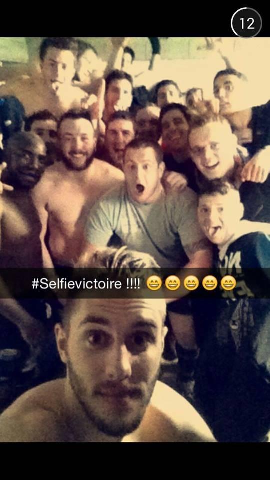 selfie qualif villefranche