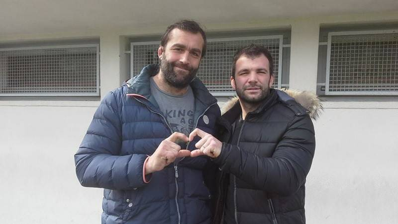 CAB- Arnaud MELA + Arnaud MIGNARDI