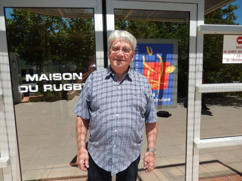 Jacques Rezungles (photo Rugby Amateur)