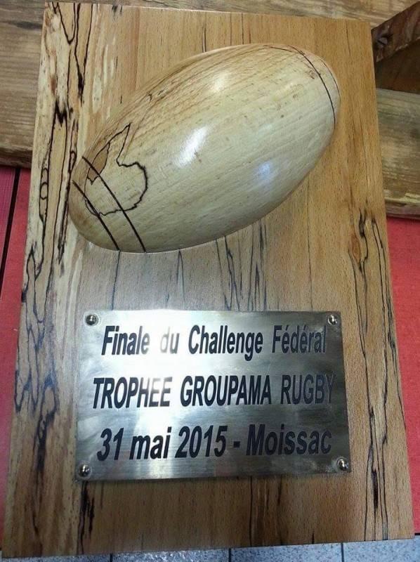 groupama challenge trophée