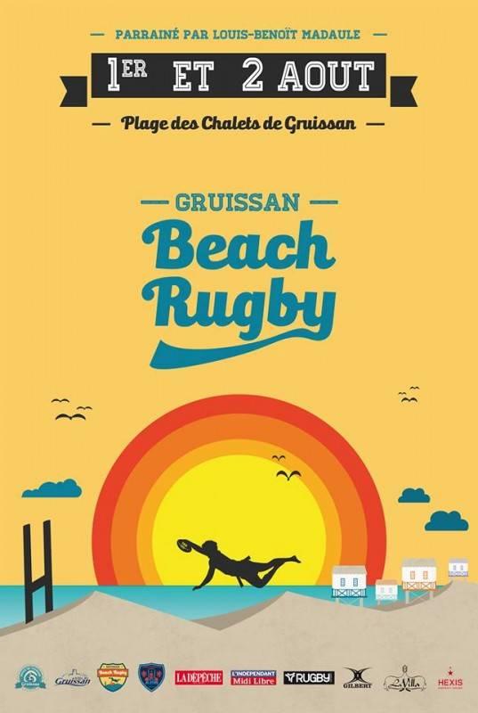 beach rugby gruissan