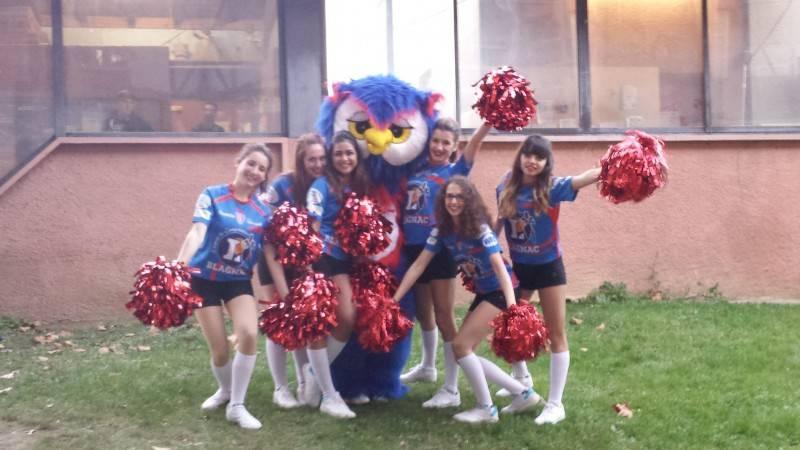 cheerleaders balgnac