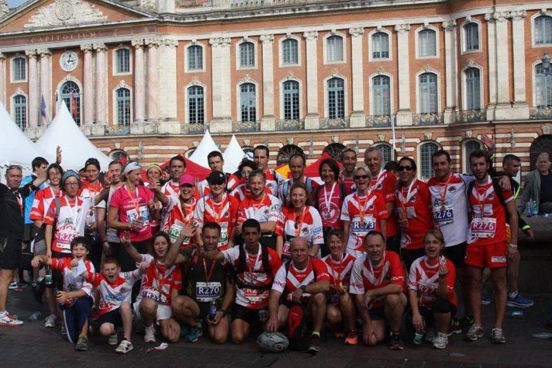 Le marathon de l'ASA XIII !