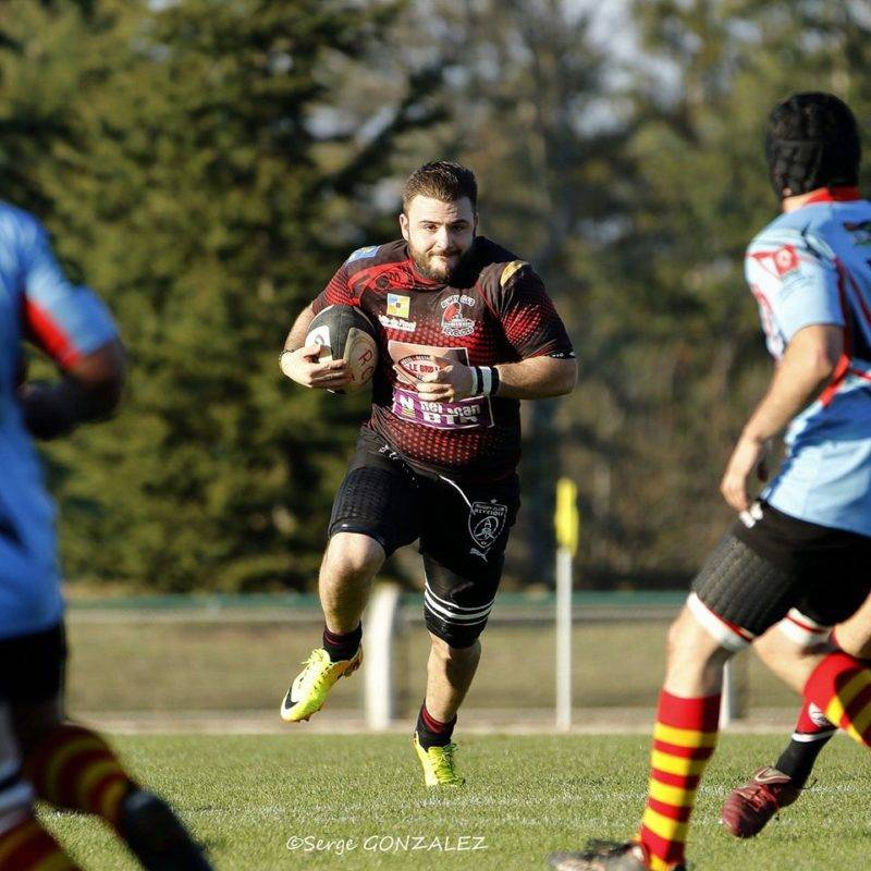 Andrei F. Nistor. rugby-amateur