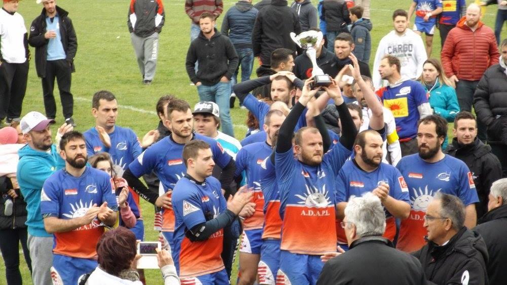 La réserve de Saint-Jory peut être fière de son parcours comme celui des quatre dernières années, à chaque fois demi-finaliste au minimum (photo club)