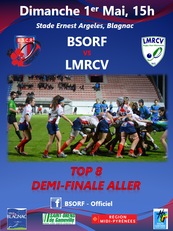 BSORF-LILLE - 01 mai