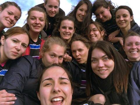 fctt rugby féminin à montpellier lunel et face à lacaune