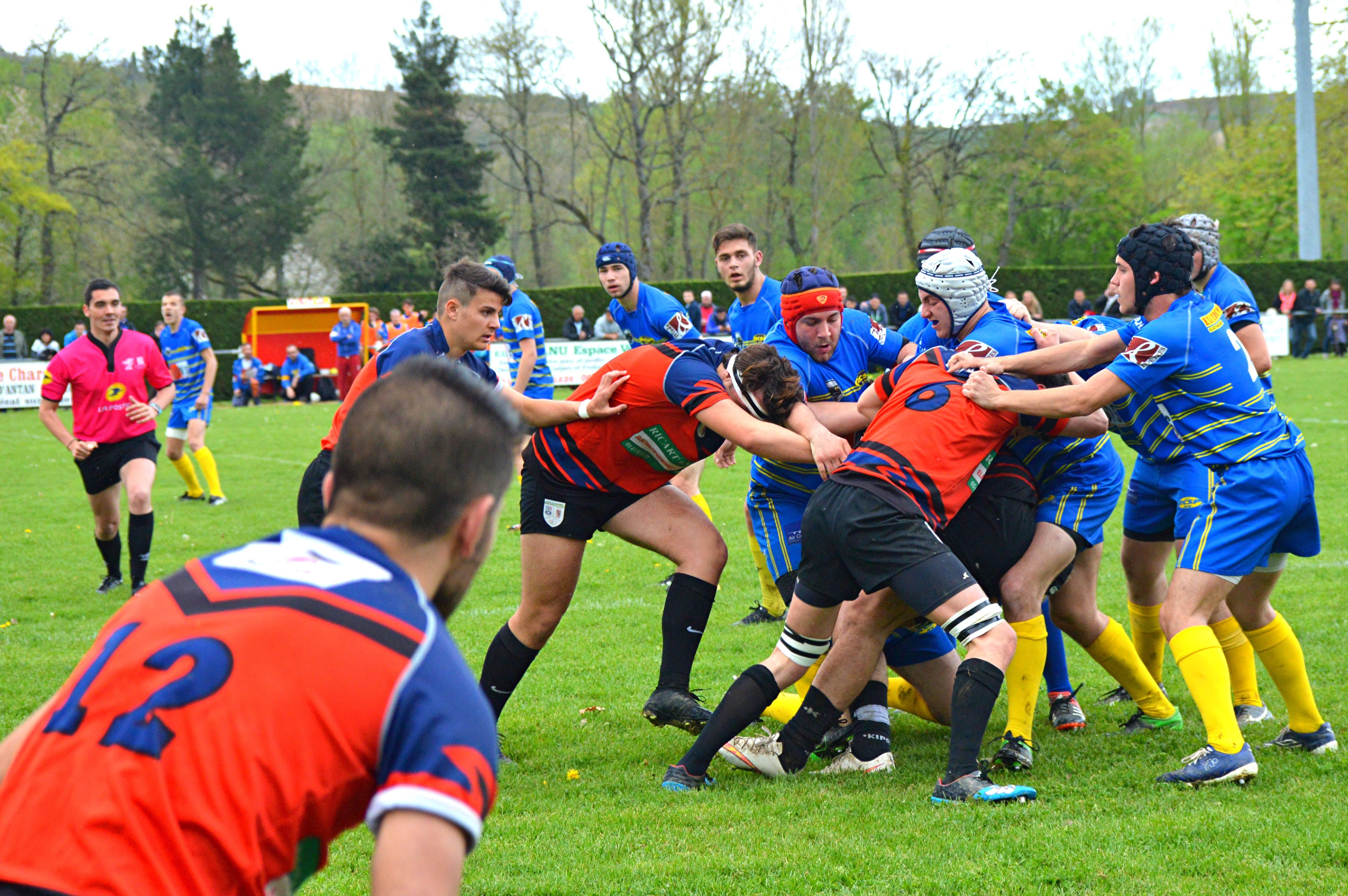 match des juniors LPDC - la Salvetat St.Gilles 17 Avril 2016 (3)