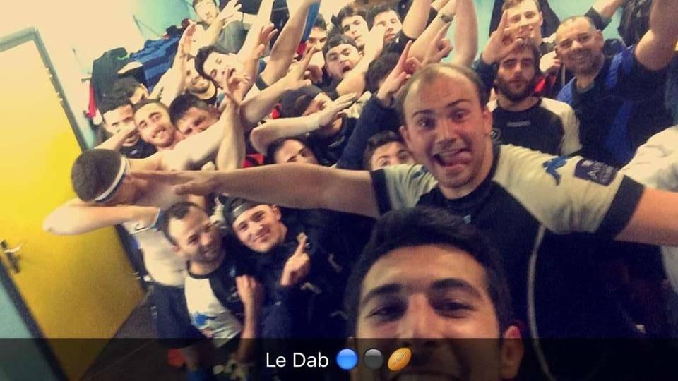 la B de Tournefeuille 8-3 contre La Valette