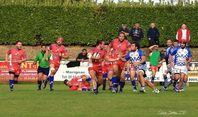 Féd. 3 – Beaumont voit rouge contre Saint-Sulpice
