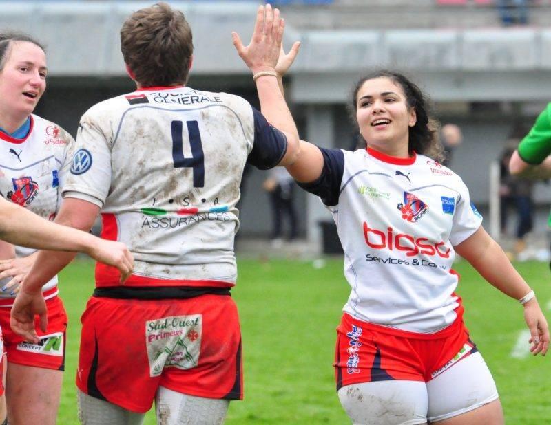 Une nouvelle avancée pour le rugby féminin (photo Bsorf - Wildon- RugbyAmateur.fr)