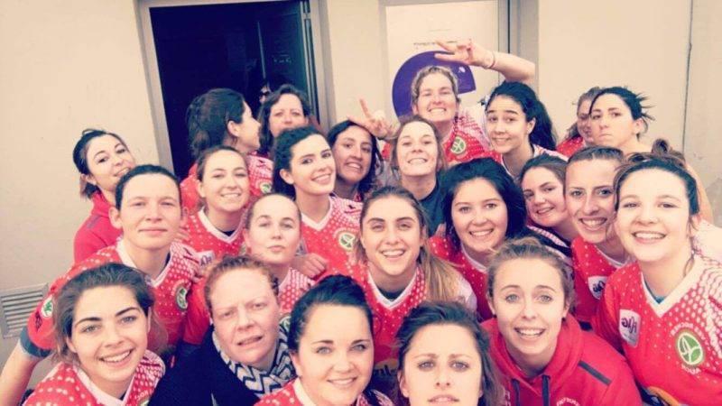 Fcagfeminin victoire 5-3 face au stade toulousain