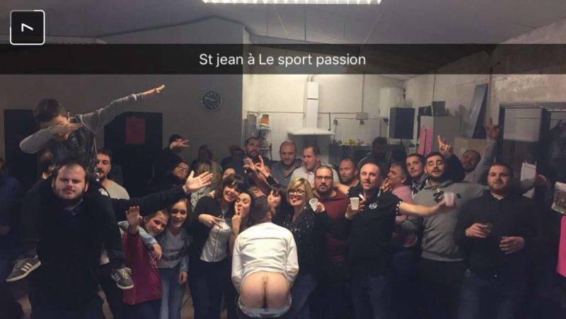 Victoire contre l'ogre de Boulogne st jean du falga