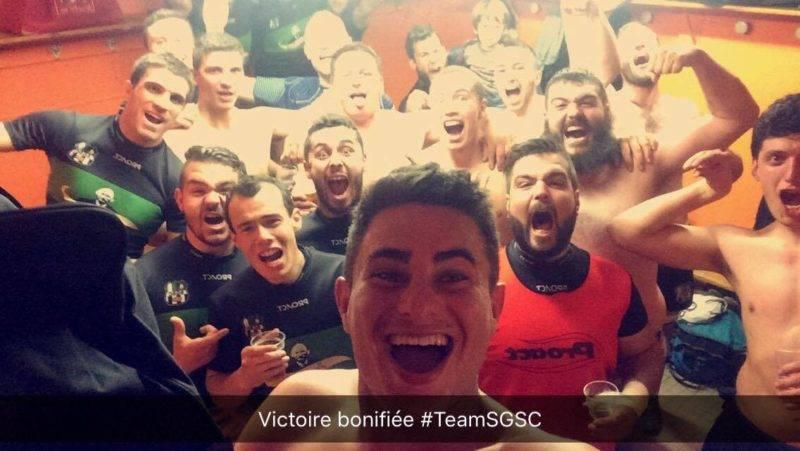 Victoire Bonifiée 29 8 De La Réserve Du Saint Girons Sporting Club à Domicile