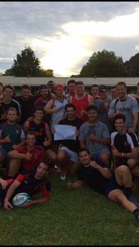 ux Hautapu boys Waikato New Zetland, Merci Cedric Delevallee.