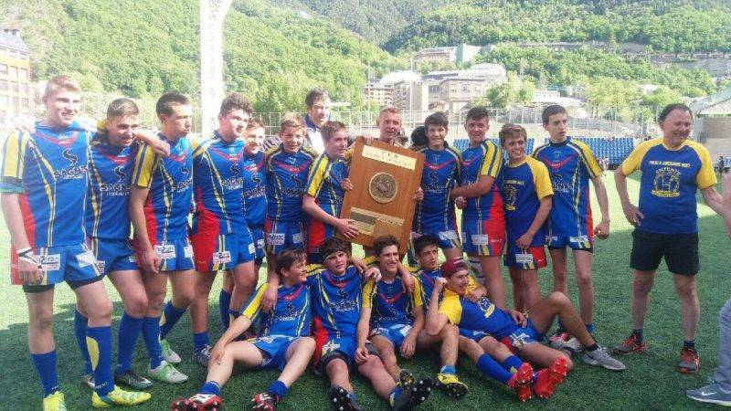 l'entente sud aveyron champion danet