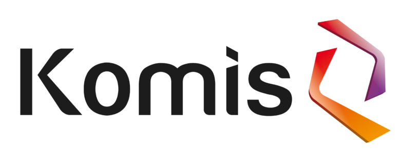 komis logo