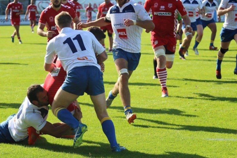 Beauvais vs Marcq en Baroeul fed2 jason rico
