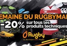 semaine rugbyman