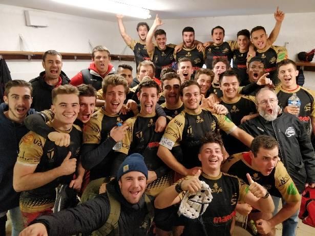 Belascains de castanet gagné à St Sulpice 23 à 24.