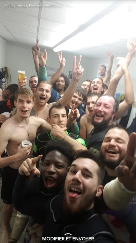 Victoire du rugby club foulayronnais 21 8 contre monpton