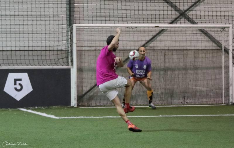 Soirée 4ème Mi temps RugbyAmateur.fr décembre 2017 Le Five Toulouse Colomiers (103)