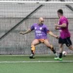 Soirée 4ème Mi temps RugbyAmateur.fr   décembre 2017   Le Five Toulouse Colomiers (104)