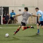 Soirée 4ème Mi temps RugbyAmateur.fr   décembre 2017   Le Five Toulouse Colomiers (106)