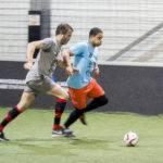 Soirée 4ème Mi temps RugbyAmateur.fr   décembre 2017   Le Five Toulouse Colomiers (107)