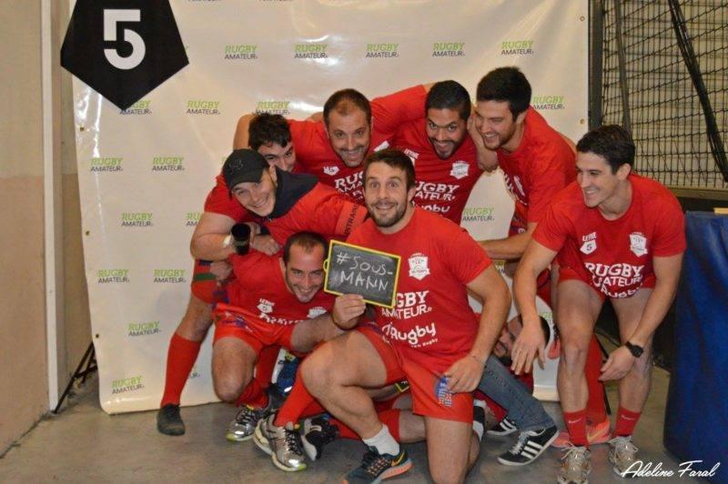 Soirée 4ème Mi temps RugbyAmateur.fr décembre 2017 Le Five Toulouse Colomiers (14)