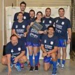 Soirée 4ème Mi temps RugbyAmateur.fr   décembre 2017   Le Five Toulouse Colomiers (15)