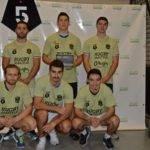 Soirée 4ème Mi temps RugbyAmateur.fr   décembre 2017   Le Five Toulouse Colomiers (22)