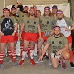 Soirée 4ème Mi temps RugbyAmateur.fr   décembre 2017   Le Five Toulouse Colomiers (23)