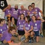 Soirée 4ème Mi temps RugbyAmateur.fr   décembre 2017   Le Five Toulouse Colomiers (29)