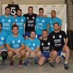 Soirée 4ème Mi temps RugbyAmateur.fr   décembre 2017   Le Five Toulouse Colomiers (31)